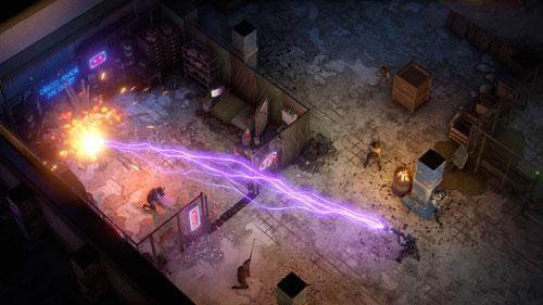 《废土3》游戏截图2