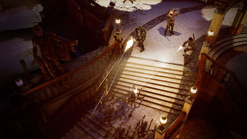 《废土3》游戏截图3