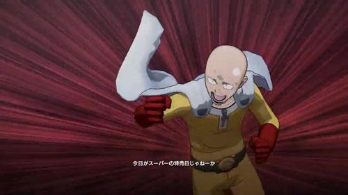 《一拳超人:无名英雄》游戏截图4