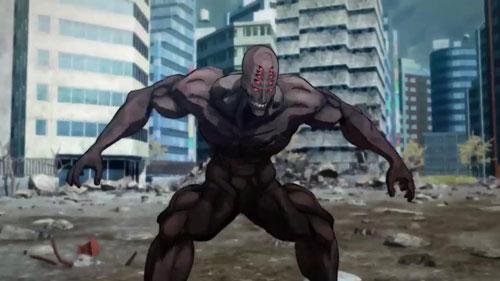 《一拳超人:无名英雄》游戏截图7