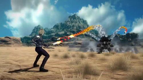 《一拳超人:无名英雄》游戏截图6