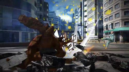 《一拳超人:无名英雄》游戏截图8
