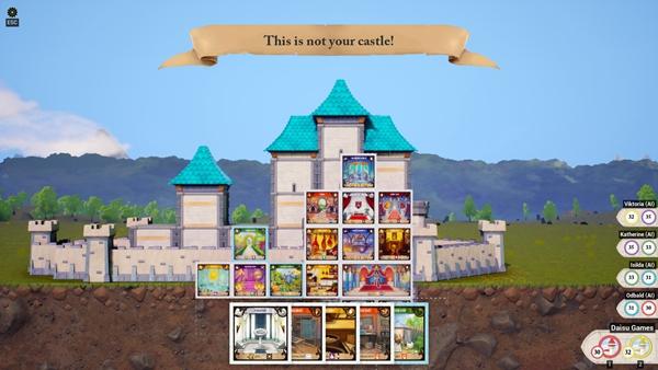 两座城堡之间截图3