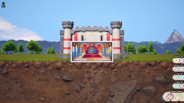两座城堡之间截图4