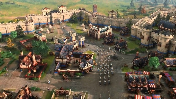 帝国时代4游戏截图1