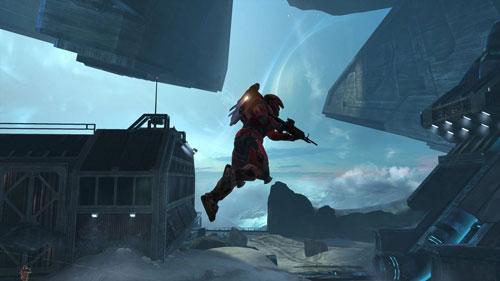 《光环:致远星》游戏截图1