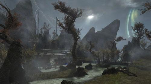 《光环:致远星》游戏截图7