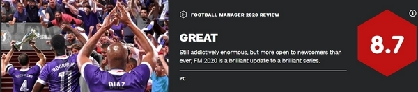 足球经理2020IGN图片