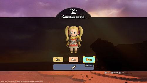 《勇者斗恶龙:建造者2》游戏截图4