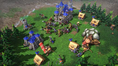魔兽争霸3重制版游戏截图