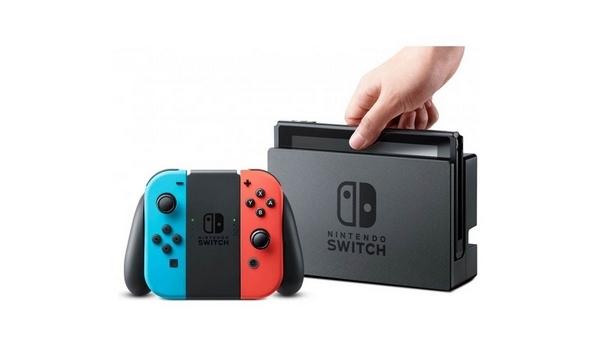 switch主机图片