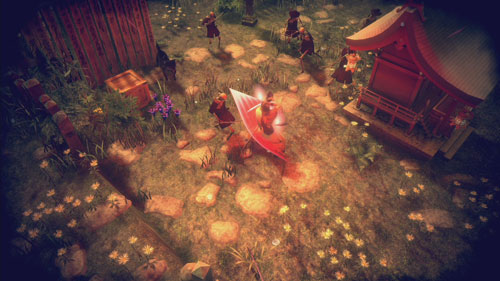 《侍道外传:刀神》游戏截图3