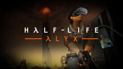 《半条命:Alyx》游戏截图1