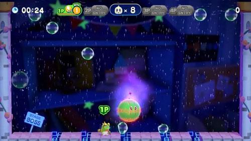 《泡泡龙:4个朋友》游戏截图2