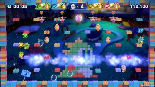 《泡泡龙:4个朋友》游戏截图4