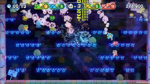 《泡泡龙:4个朋友》游戏截图3