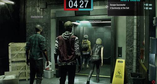 《生化危机》抵抗计划游戏截图2