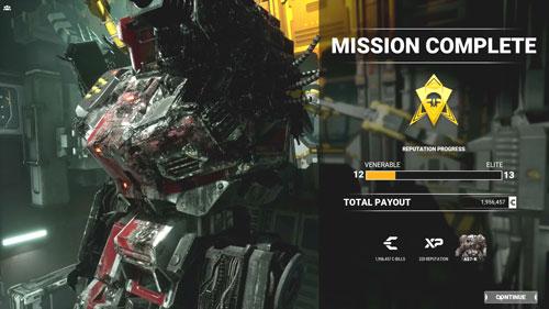 《机甲战士5:雇佣兵》游戏截图3