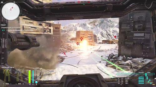 《机甲战士5:雇佣兵》游戏截图5