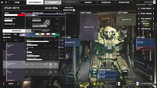 《机甲战士5:雇佣兵》游戏截图7