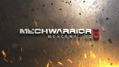 《机甲战士5:雇佣兵》游戏截图10