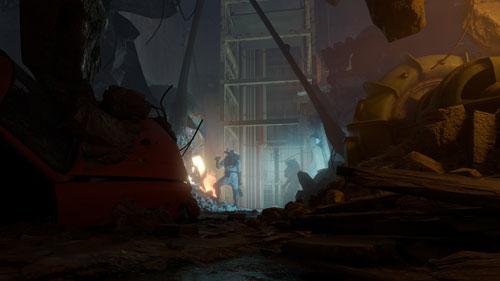 《半条命:Alyx》游戏截图9