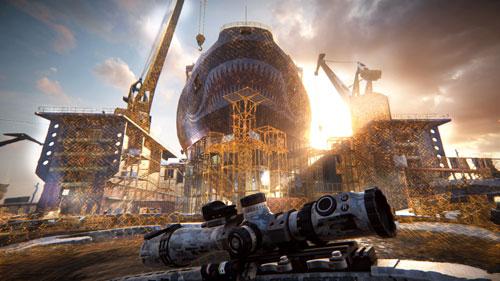 《狙击手:幽灵战士契约》游戏截图