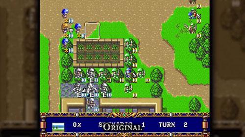 《梦幻模拟战》游戏截图4
