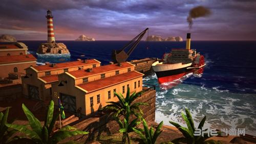 海岛大亨5游戏截图