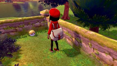 宝可梦剑盾游戏截图