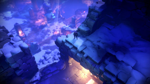 《暗黑血统:创世纪》游戏截图1