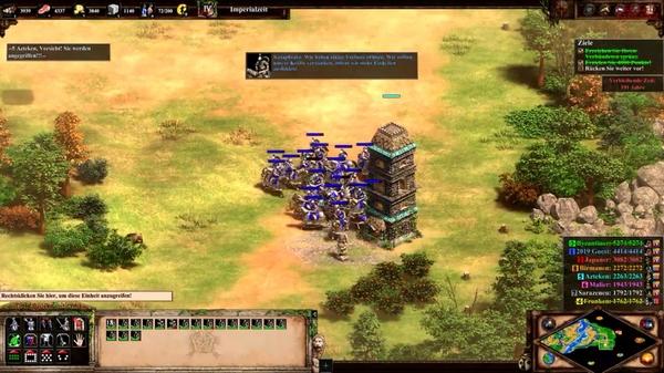 帝国时代2:决定版截图1