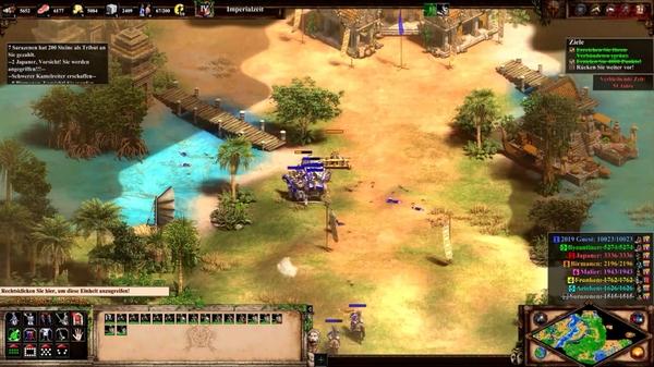 帝国时代2:决定版截图3