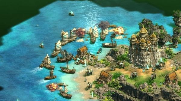 帝国时代2决定版游戏图片2