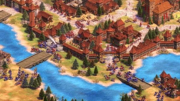帝国时代2决定版游戏图片3