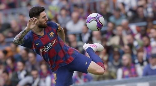 实况足球2020游戏图片3