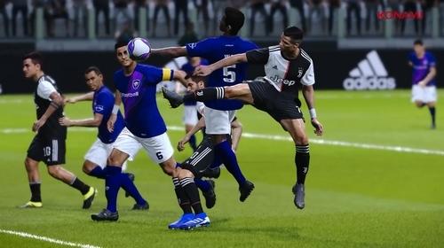 实况足球2020游戏图片5