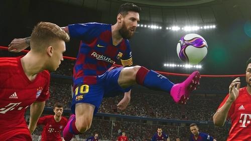 实况足球2020游戏图片6