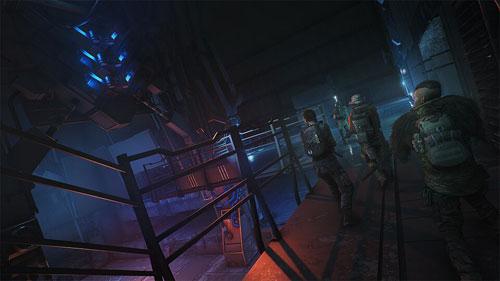 《幽灵行动:断点》游戏截图3