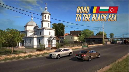 《欧洲卡车模拟2》游戏截图1
