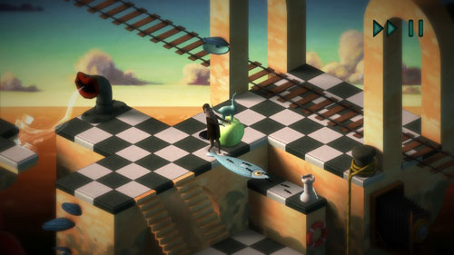 梦游者游戏截图2