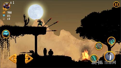 忍者影子战士破解版截图0