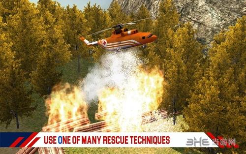 救援直升机截图2