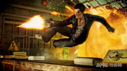 热血无赖游戏宣传图3