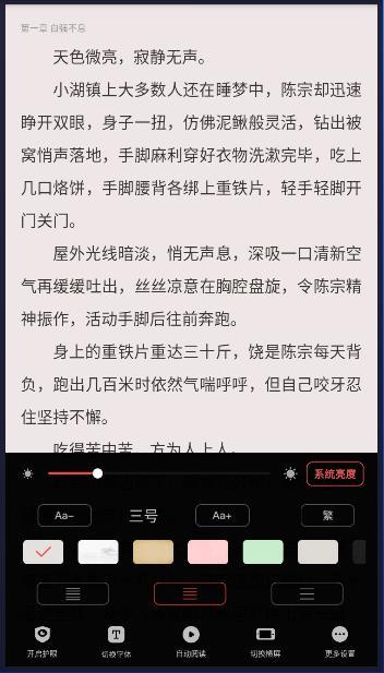 饭团追书app图片2