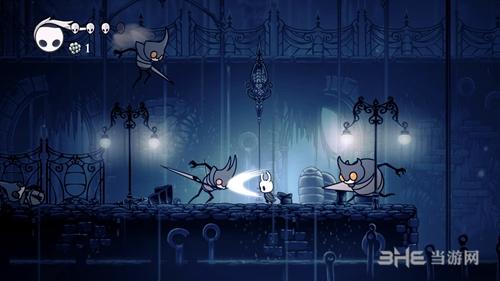 空洞骑士游戏截图