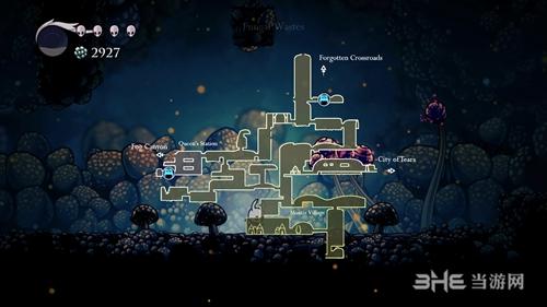 空洞骑士游戏截图4