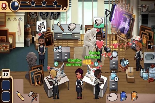 侦探杰姬神秘案件游戏图片1