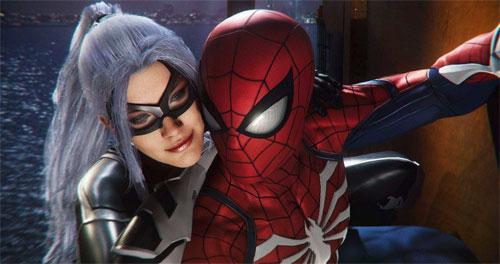 《漫威蜘蛛侠》游戏截图2
