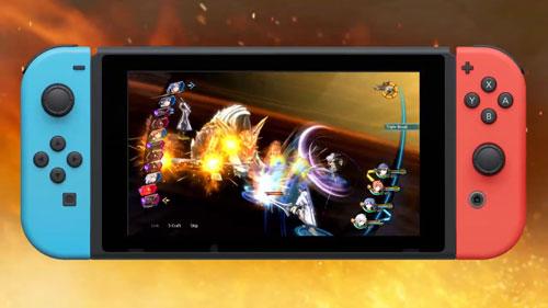 《英雄传说:闪之轨迹3》NS版游戏截图3